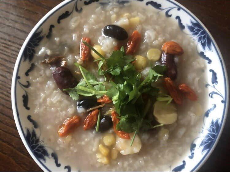 Vegetarian Laba Congee