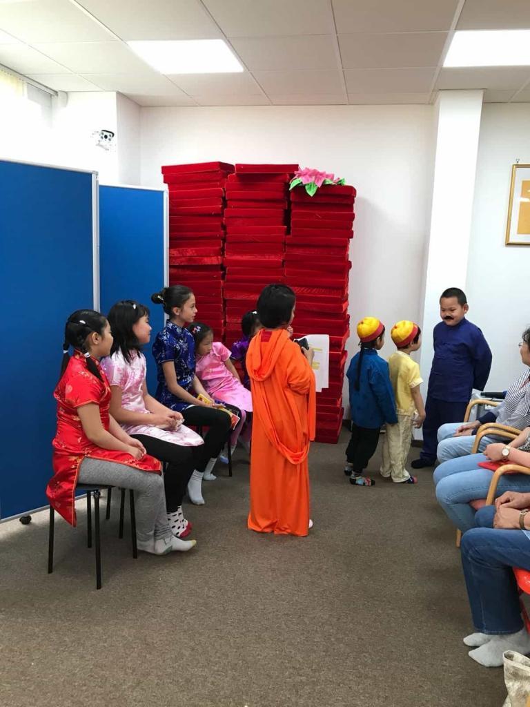2017 Children's Dharma Class Celebration- Picture 1