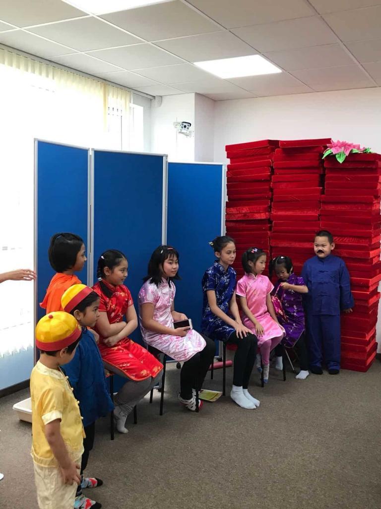 2017 Children's Dharma Class Celebration- Picture 2