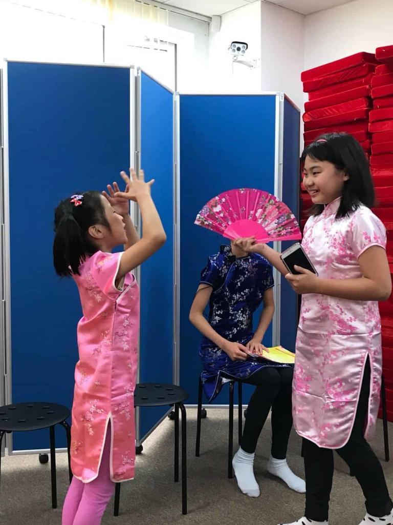 2017 Children's Dharma Class Celebration- Picture 3