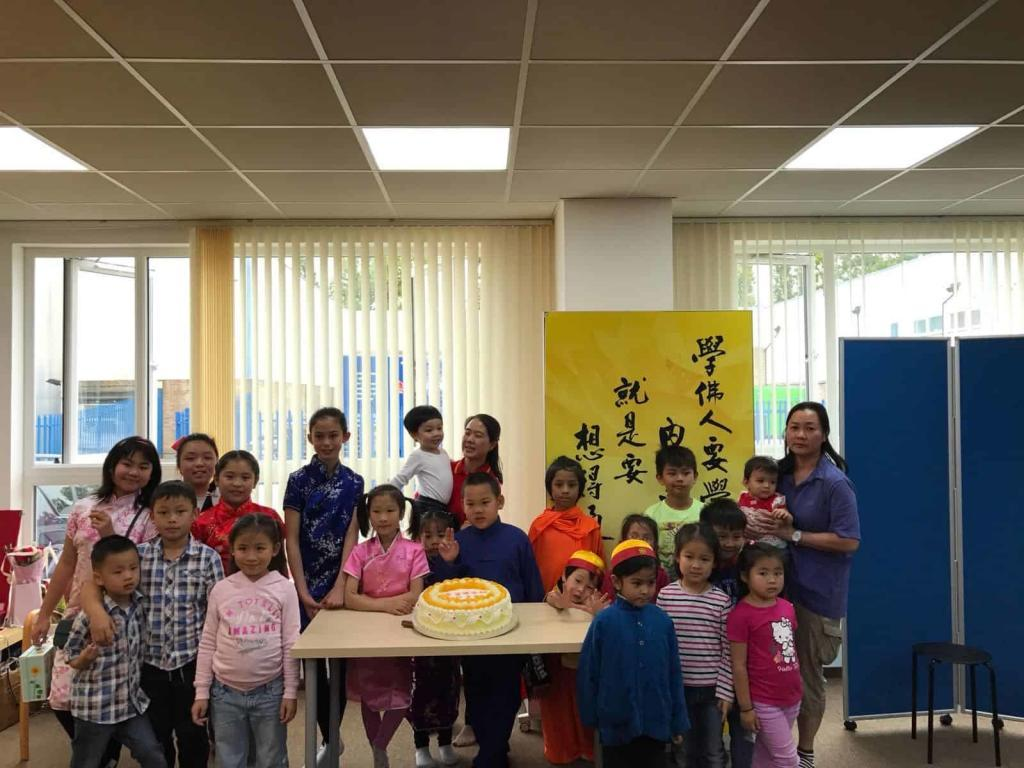 2017 Children's Dharma Class Celebration- Picture 5