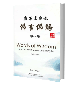 Words of Wisdom from Master Jun Hong Lu Vol 1